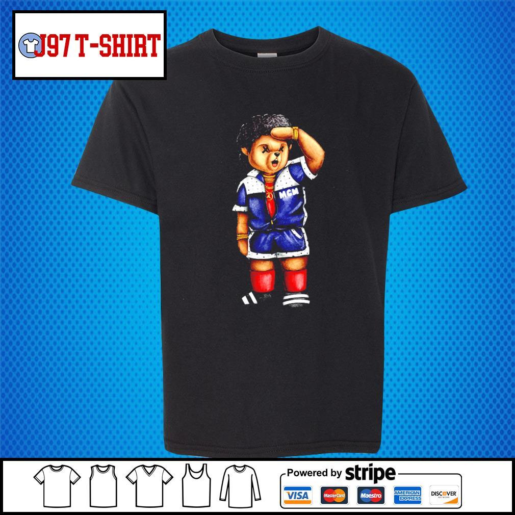 Romey Rome Bear s Kid-T-shirt