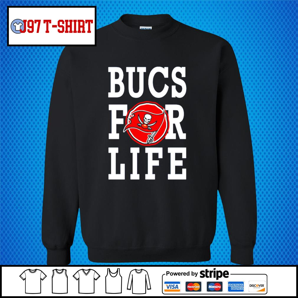Tampa Bay Buccaneers bucs for life s Sweater