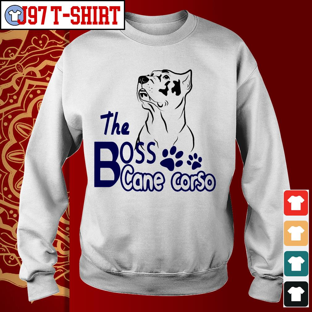 Bull dog the bos cane corsho Sweater
