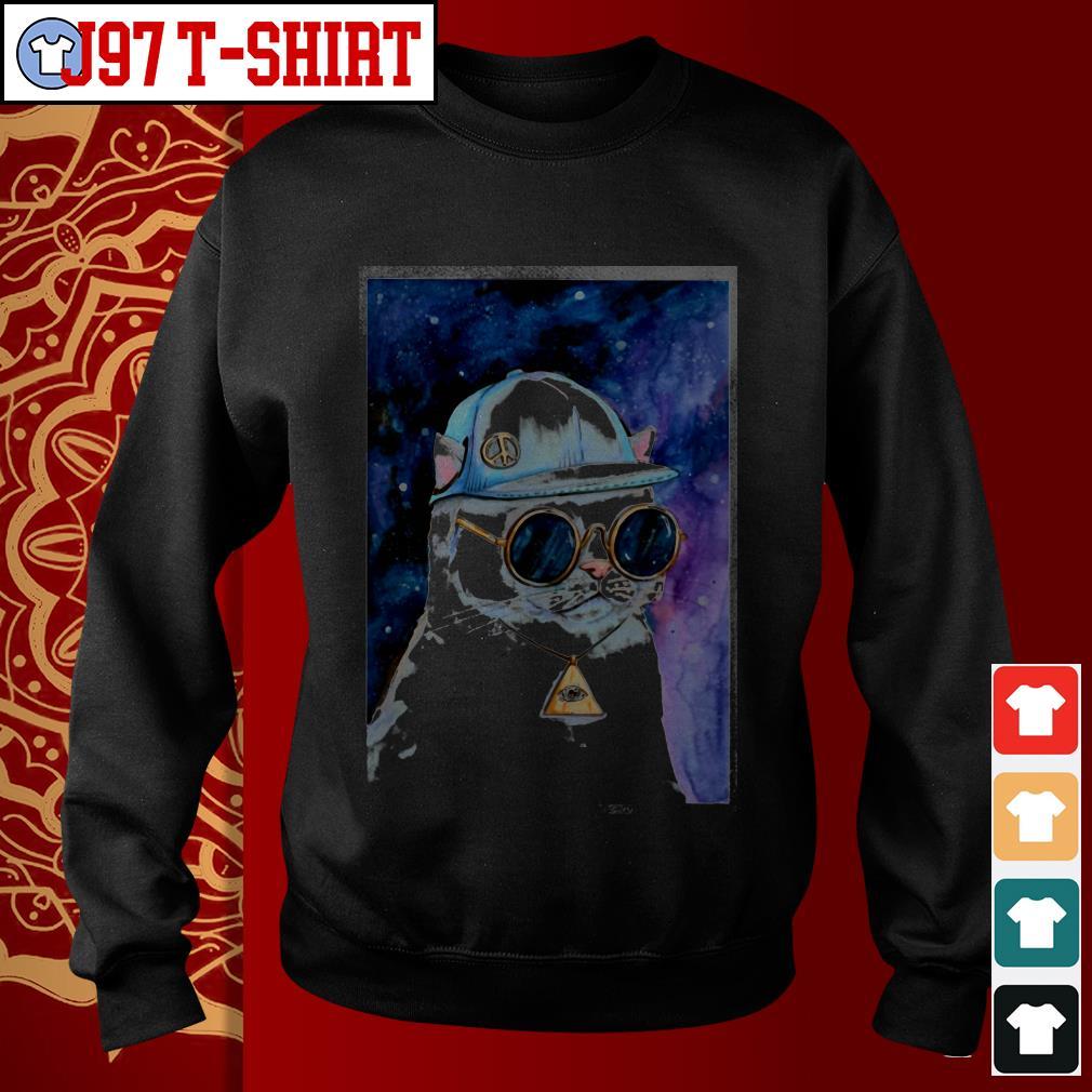 Cat Illuminati Mysteeri Sweater