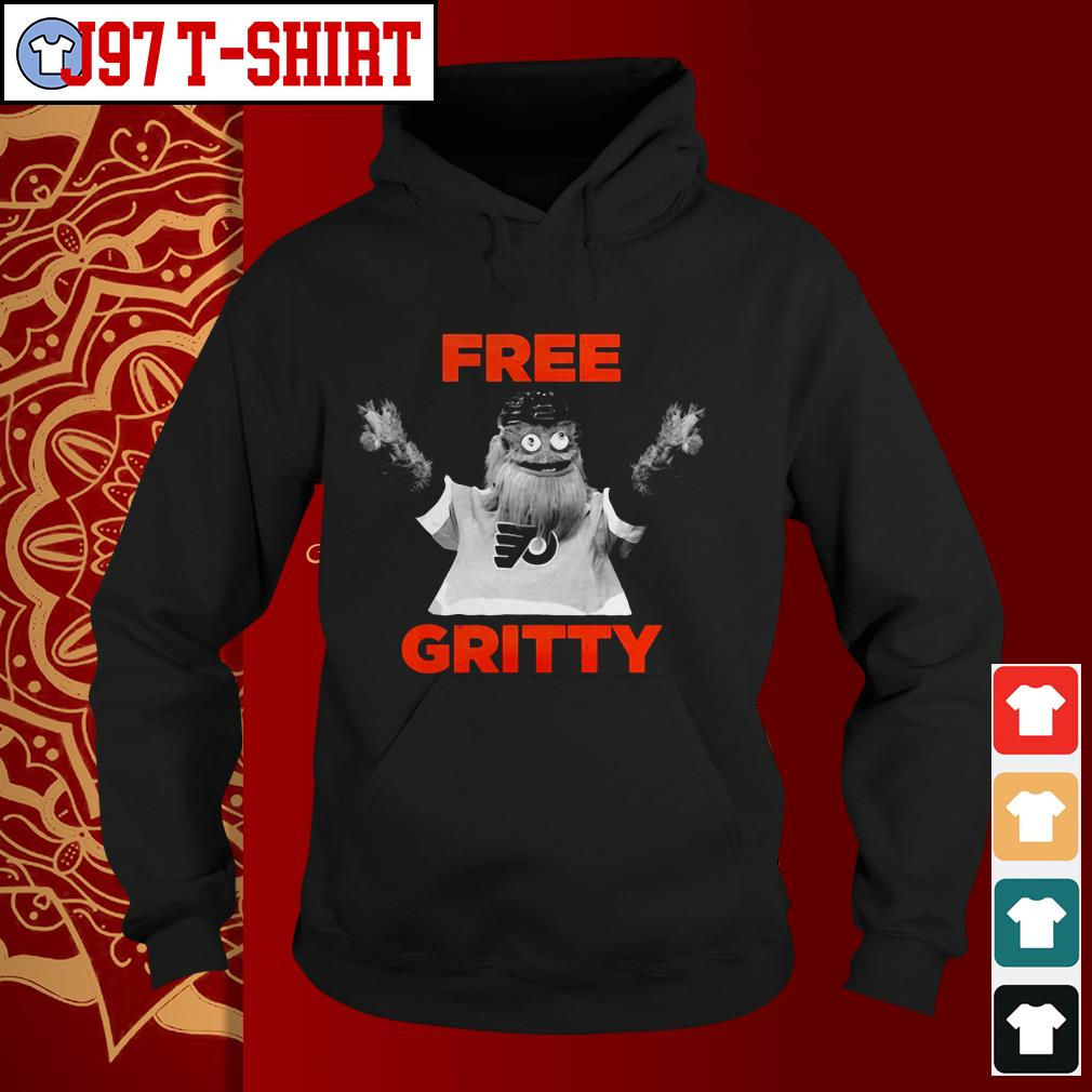 Free gritty Philadelphia Hoodie