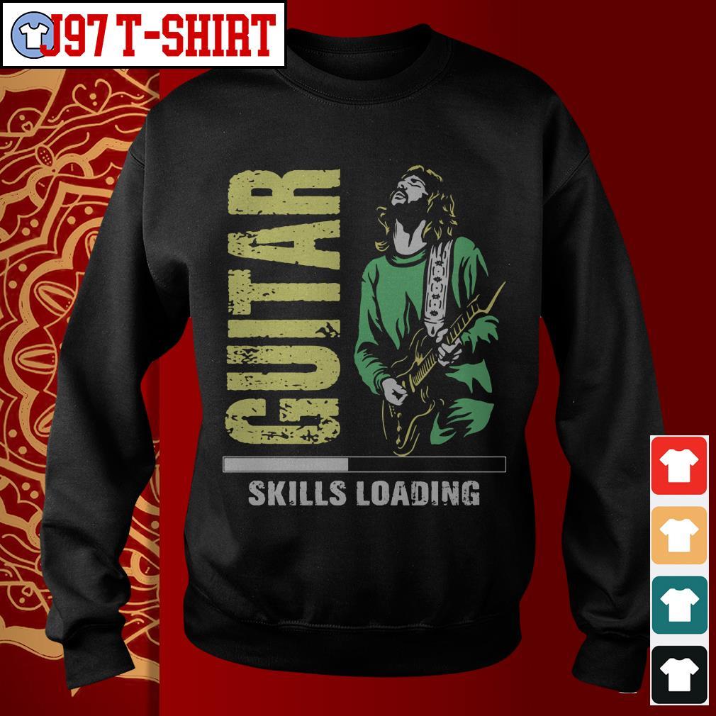 Guitar skill loading Sweater