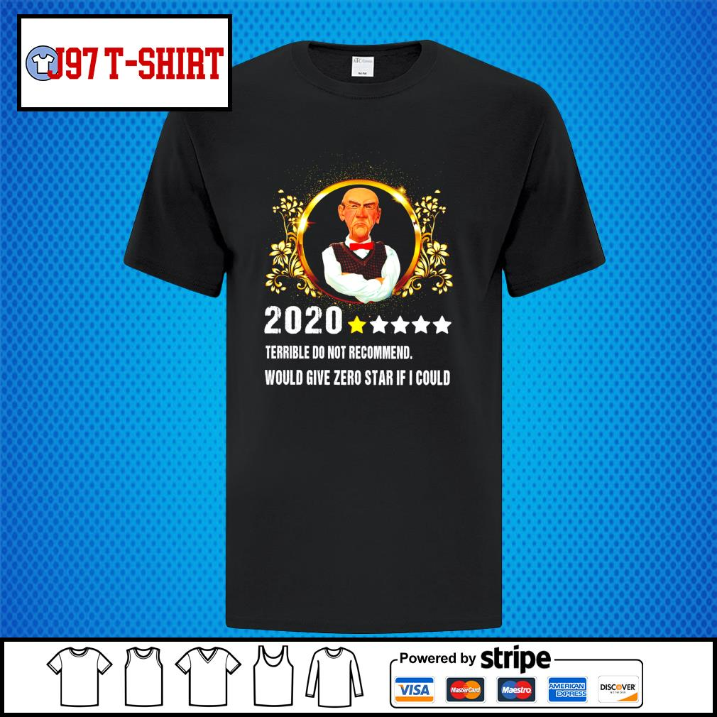 Walter 2020 Review Terrible do not recommend would give zero star if I could shirt